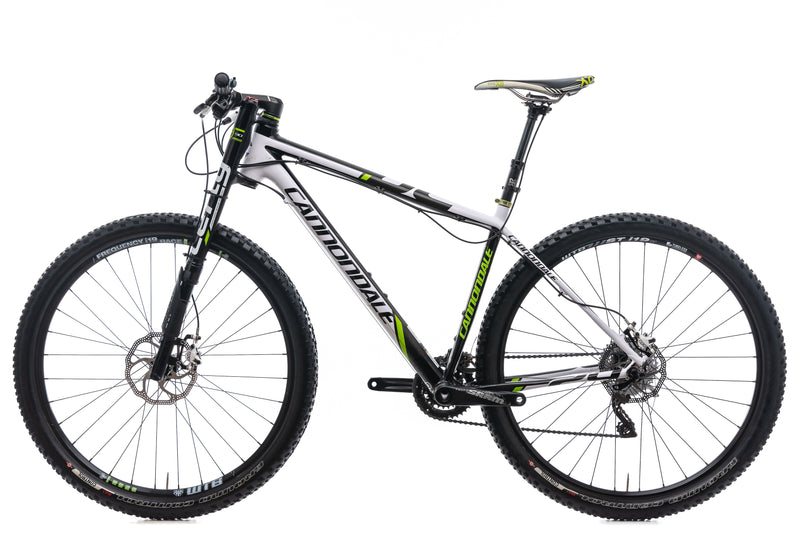 Cannondale F29 Carbon 3 Large Bike - 2013 non-drive side