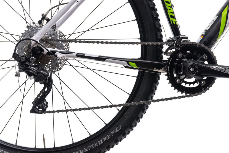 Cannondale F29 Carbon 3 Large Bike - 2013 drivetrain