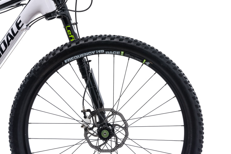 Cannondale F29 Carbon 3 Large Bike - 2013 front wheel