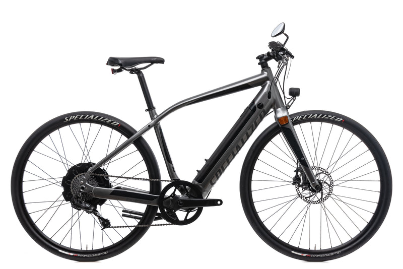 Specialized Turbo Medium Bike - 2015 drive side