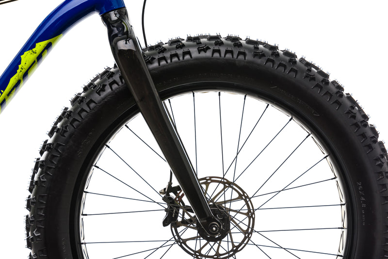 Specialized Fatboy Expert Fat Bike - 2015, Large front wheel