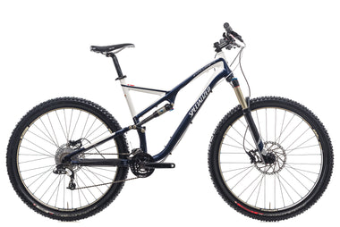 Specialized Stumpjumper FSR Comp 29 Bike - 2011
