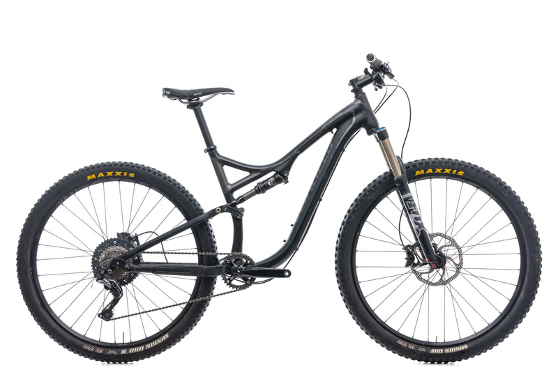 Specialized Stumpjumper FSR Comp 29 drive side