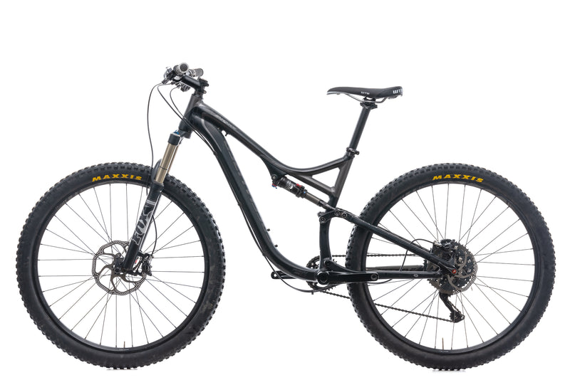 Specialized Stumpjumper FSR Comp 29 non-drive side