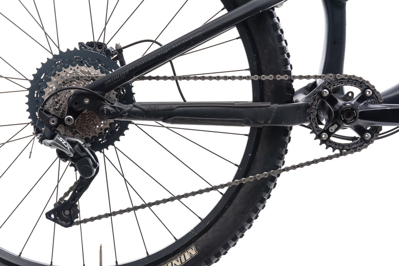 Specialized Stumpjumper FSR Comp 29 drivetrain