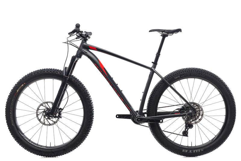 Specialized Fuse Expert 6Fattie Large Bike - 2018 non-drive side