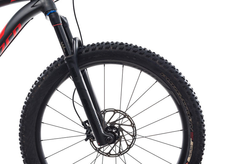 Specialized Fuse Expert 6Fattie Large Bike - 2018 front wheel