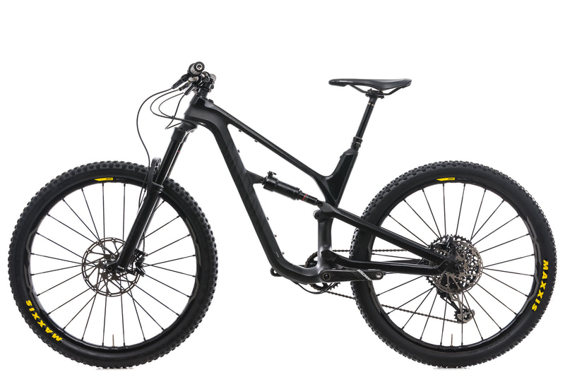 Canyon Spectral CF 9.0 Small Bike - 2018 non-drive side