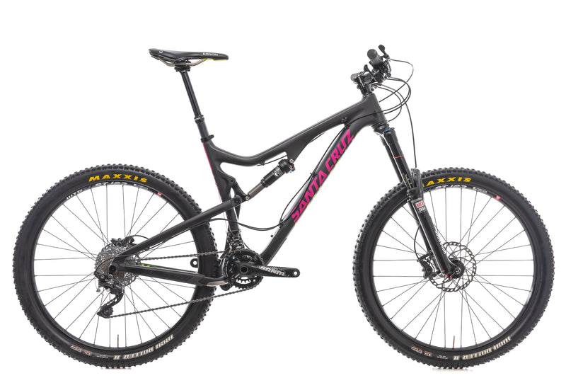 Santa Cruz Bronson C R Large Bike - 2015 drive side