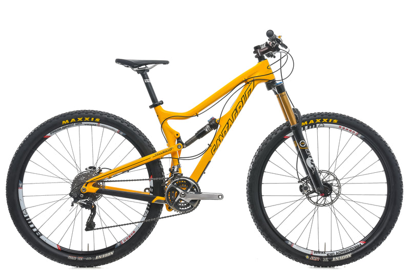 Santa Cruz Tallboy LTc Medium Bike - 2014 drive side