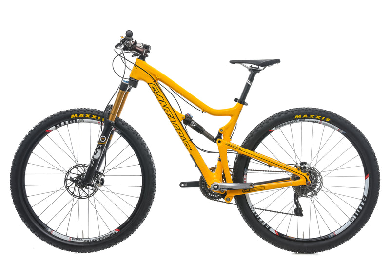 Santa Cruz Tallboy LTc Medium Bike - 2014 non-drive side