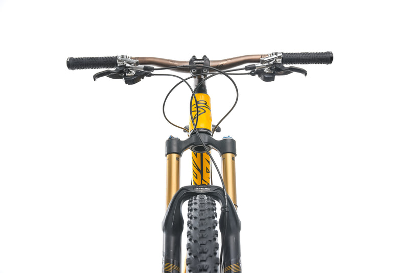 Santa Cruz Tallboy LTc Medium Bike - 2014 crank
