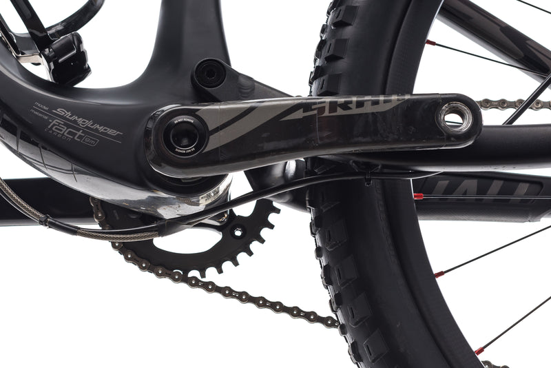 Specialized Stumpjumper FSR Expert Carbon Evo Medium Bike - 2014 detail 1
