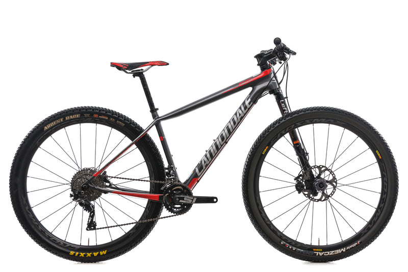 Cannondale F-Si 3 Medium Bike - 2016 drive side