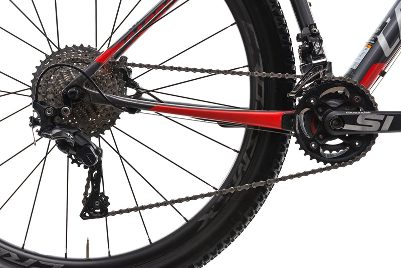 Cannondale F-Si 3 Medium Bike - 2016 drivetrain
