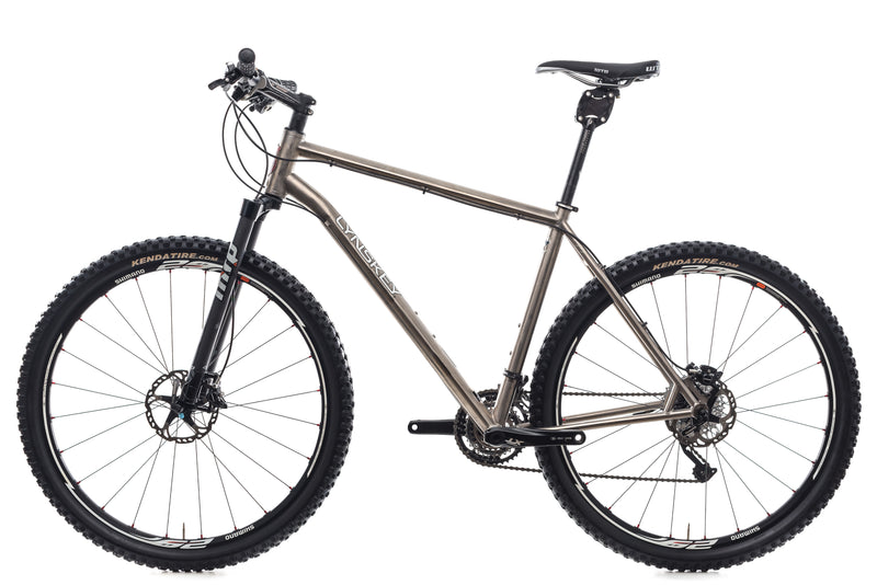 Lynskey Ridgeline X-Large Bike - 2011 non-drive side