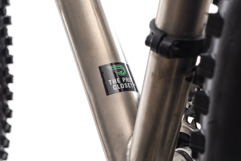 Lynskey Ridgeline X-Large Bike - 2011 sticker