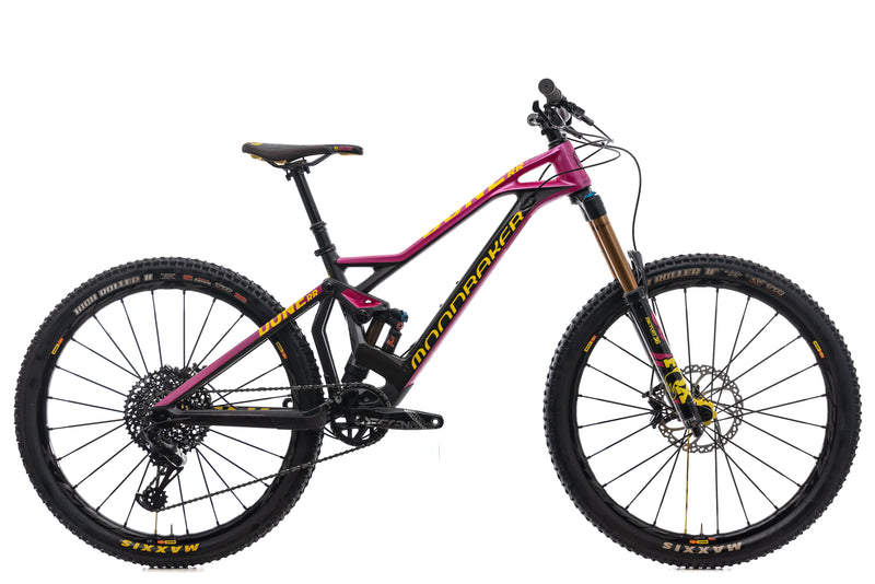 Mondraker Dune RR Mountain Bike - 2018, Small drive side