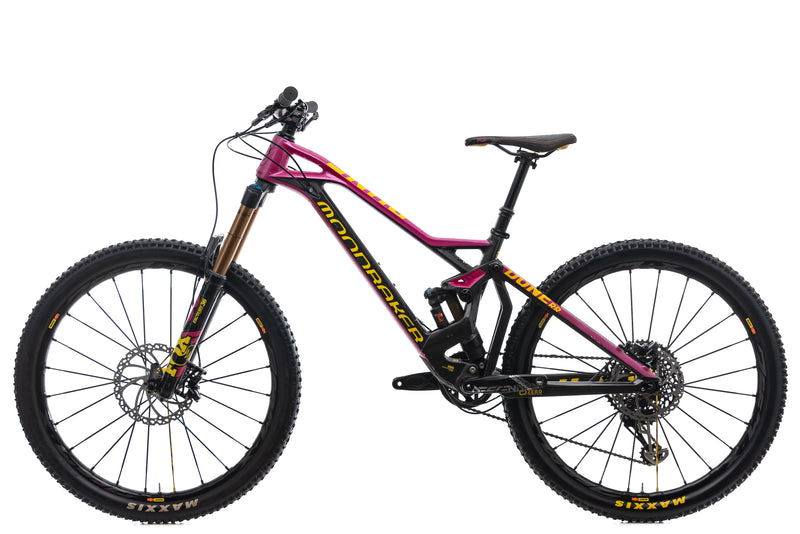 Mondraker Dune RR Mountain Bike - 2018, Small non-drive side