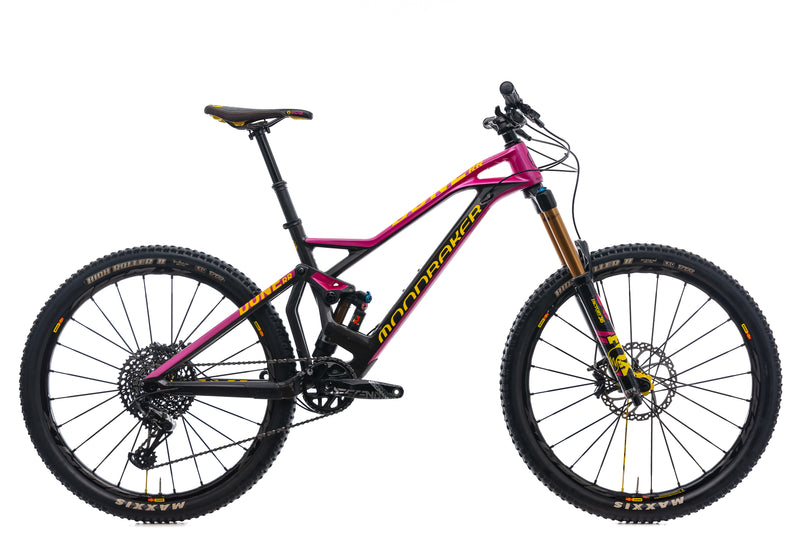 Mondraker Dune RR Medium Bike - 2018 drive side