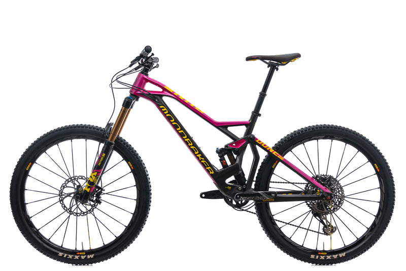 Mondraker Dune RR Medium Bike - 2018 non-drive side