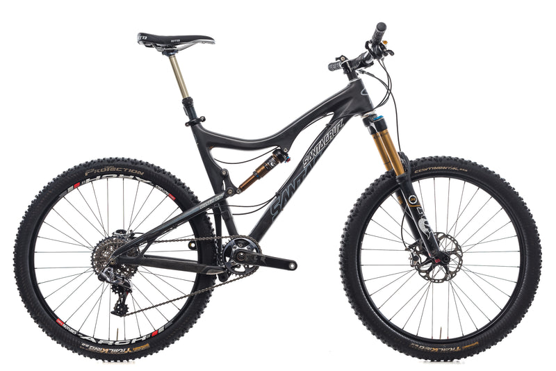 Santa Cruz Blur LTc Large Bike - 2013 drive side
