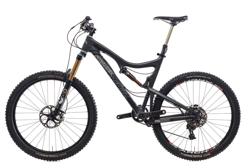 Santa Cruz Blur LTc Large Bike - 2013 non-drive side