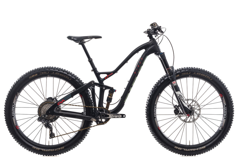 Niner Jet 9 RDO Small Bike - 2018 drive side