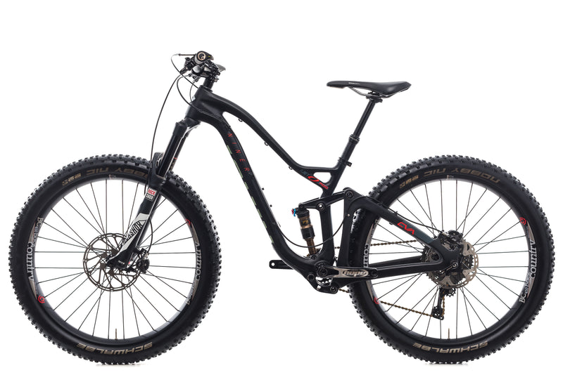 Niner Jet 9 RDO Small Bike - 2018 non-drive side