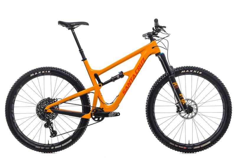 Santa Cruz Hightower C S X-Large Bike - 2018 drive side