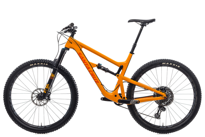 Santa Cruz Hightower C S X-Large Bike - 2018 non-drive side