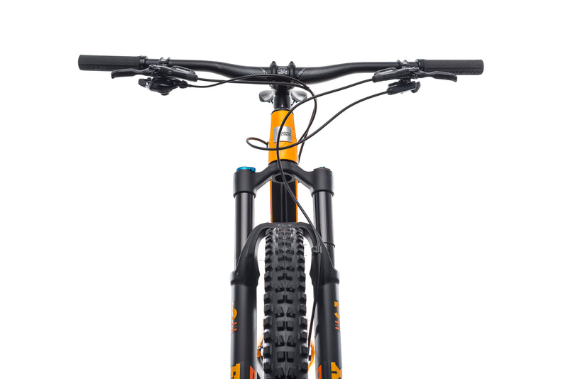 Santa Cruz Hightower C S X-Large Bike - 2018 crank