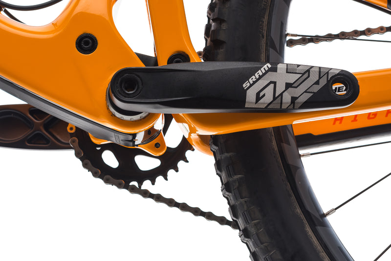 Santa Cruz Hightower C S X-Large Bike - 2018 detail 1