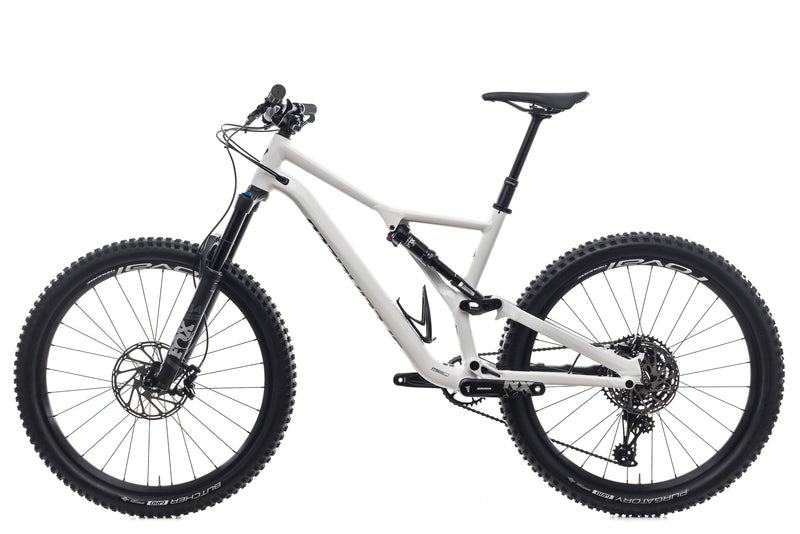 Specialized Mens Stumpjumper Comp Large Bike - 2019 non-drive side
