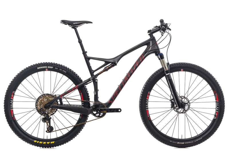 Specialized Epic Marathon X-Large Bike - 2015 drive side