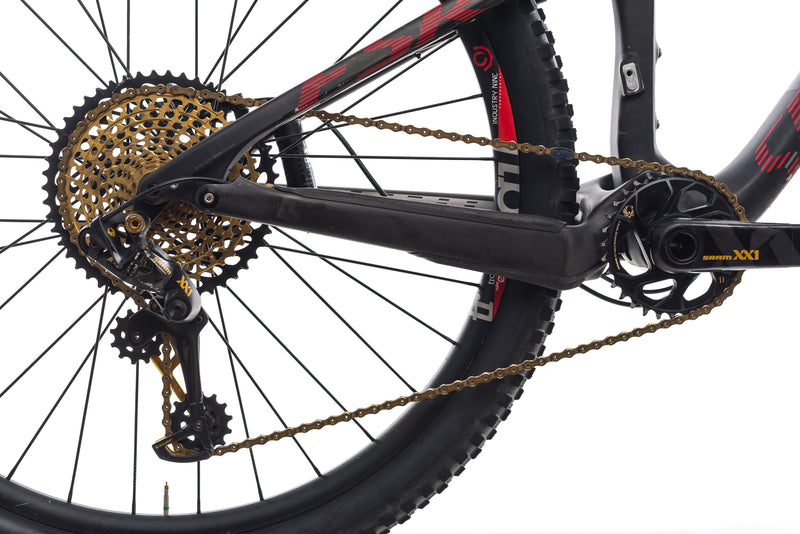Specialized Epic Marathon X-Large Bike - 2015 drivetrain