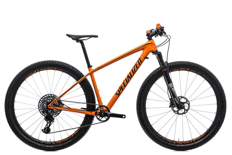 Specialized Epic HT Pro Carbon World Cup Small Bike - 2017 drive side