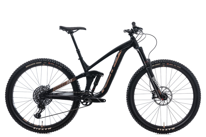Kona Process 153 AL/DL Medium Bike - 2018 drive side