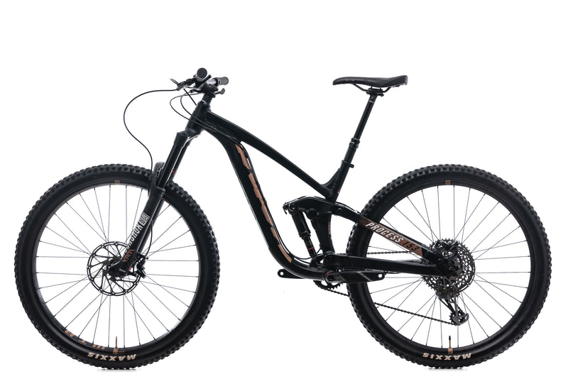 Kona Process 153 AL/DL Medium Bike - 2018 non-drive side