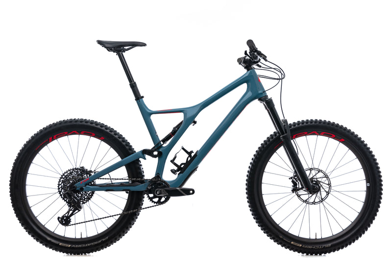 Specialized Stumpjumper Expert 27.5 X-Large Bike - 2019 drive side