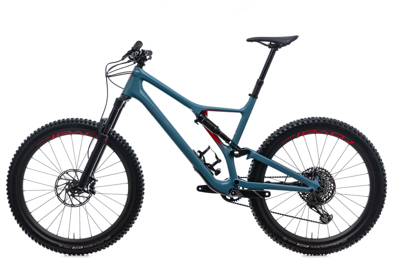 Specialized Stumpjumper Expert 27.5 X-Large Bike - 2019 non-drive side