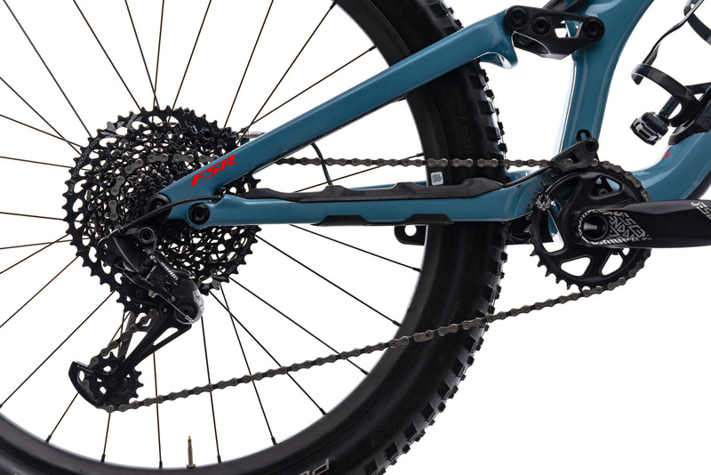 Specialized Stumpjumper Expert 27.5 X-Large Bike - 2019 drivetrain