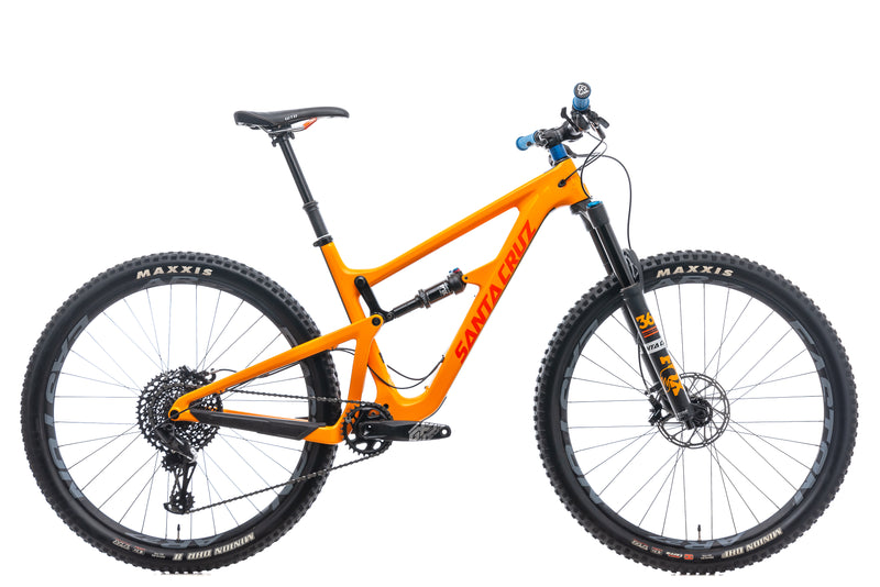 Santa Cruz Hightower 1 C Large Bike - 2018 drive side