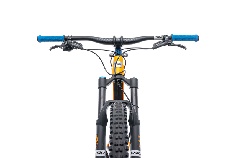 Santa Cruz Hightower 1 C Large Bike - 2018 crank