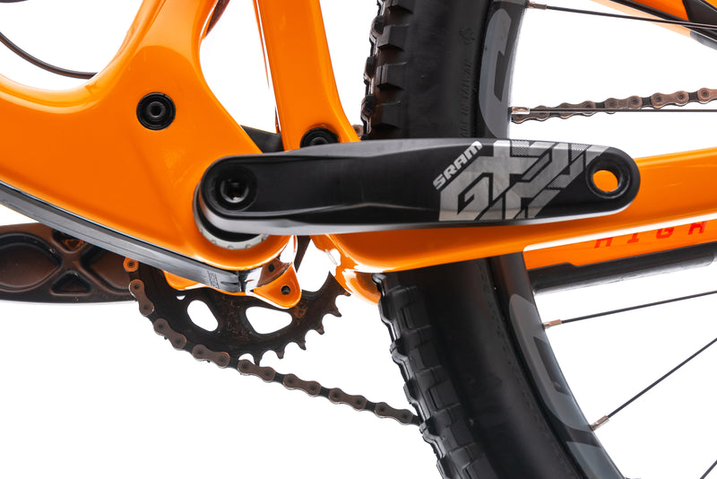 Santa Cruz Hightower 1 C Large Bike - 2018 detail 1