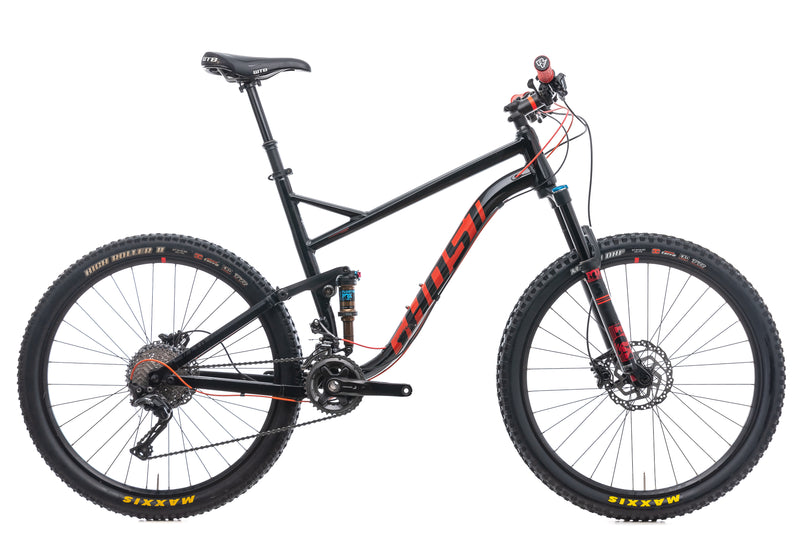 Ghost Kato FS 5 X-Large Bike - 2017 drive side