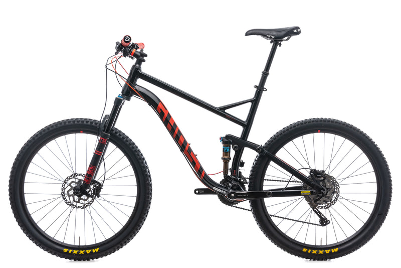 Ghost Kato FS 5 X-Large Bike - 2017 non-drive side