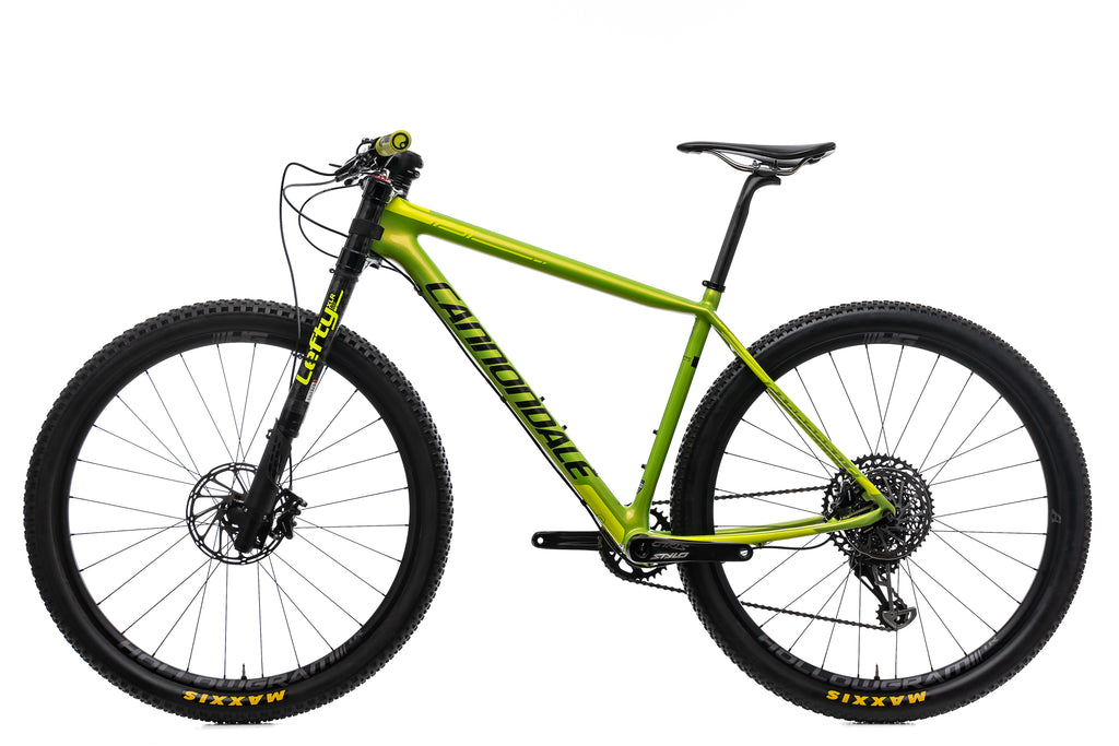 Cannondale F-Si Carbon 2 Mountain Bike - 2018, Large non-drive side