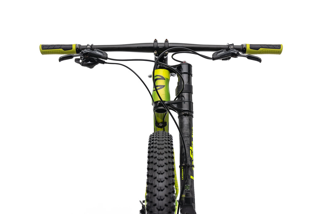 Cannondale F-Si Carbon 2 Mountain Bike - 2018, Large cockpit