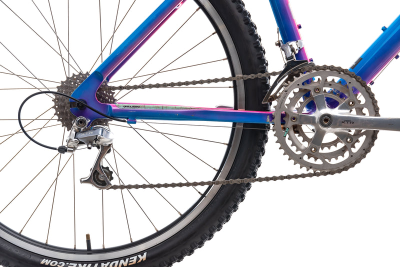 "Klein Attitude Mountain Bike - 1993, 19"" front wheel"